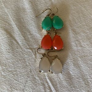 Premier Designs Gumdrop earrings